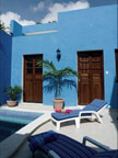 Vacation rental in downtown Merida